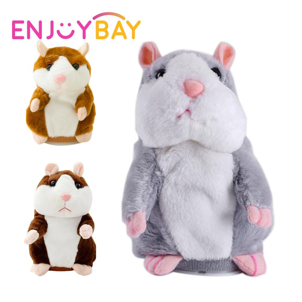Enjoybay Hamster peluche Baby parlante Mouse all'ingrosso mN8n0vw