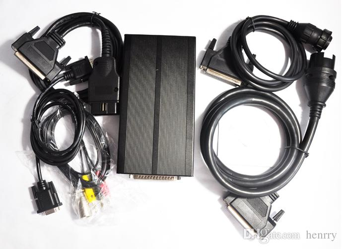 MB Carsoft 7 4 Multiplexer ECU Chip Turning MCU Controlled Interface For  Mercedes Benz Carsoft 7 4