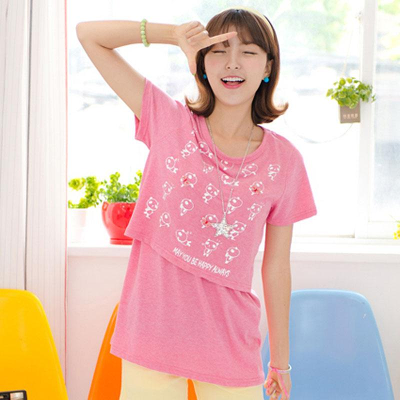 1c61d301110 Nursing Breastfeeding Clothes Funny Maternity Shirts Women Maternity ...