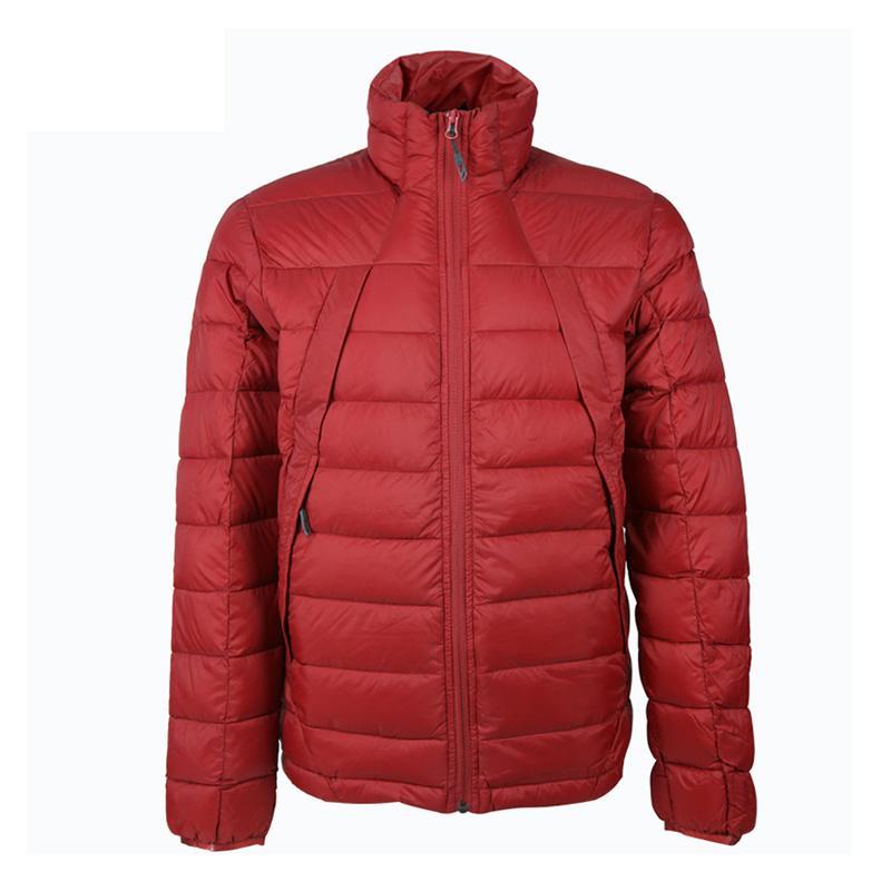4c9c1574e802e Satın Al 2018 Yeni Varış Erkekler Ultralight Aşağı Ceket Kış Aşağı Ceket  Puffer Ceket Erkekler Marka Erkek Kışlık Mont Ücretsiz Kargo, $88.32 |  DHgate.