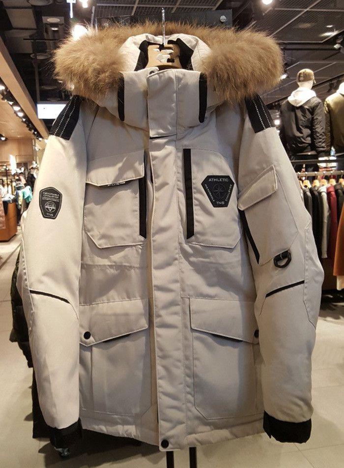 9d1f617f8ac 2019 Winter Men Women Down Parkas Hoody Canada Jackets Zippers Designer Coats  Men Chilliwack Bomber Warm Coat Outdoor Parka From Emylucky