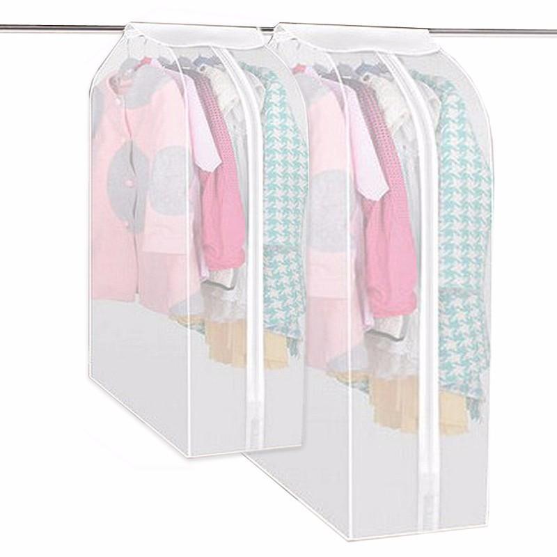 Garment Dress Suit Coat Dust Cover Protector Wardrobe Storage Bag Garment Bag Vacuum Bags for Clothes Organizador Clothes Organizador Wardrobe Storage Bag ...  sc 1 st  DHgate.com & Garment Dress Suit Coat Dust Cover Protector Wardrobe Storage Bag ...
