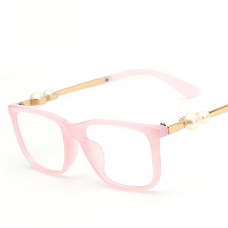 d472272f5d7 2019 Luxury Brand Deisgn Eyeglasses Women Clear Lens Eyewear Frames ...