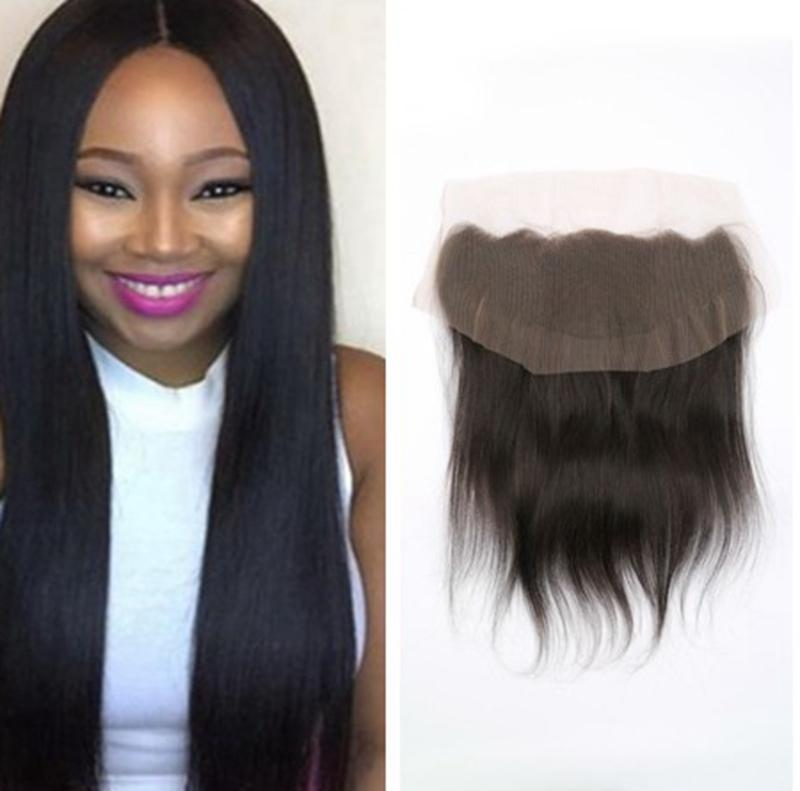 Hair Extensions & Wigs 8a Hj Weave Beauty 100% Human Hair Bundles With Frontal 3 Bundles 613 Blonde Straight Brazilian Virgin Hair Free Shipping