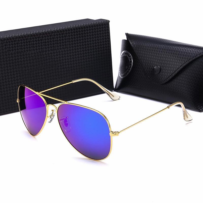 Compre Gafas De Sol Redondas De La Moda Gafas De Sol Gafas De Sol ...