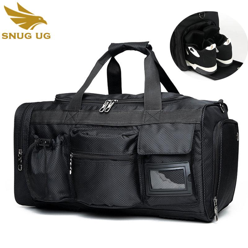 2018 New Listing Polyester Men s Travel Luggage Bag High Capacity Duffle Bag  Multifunction Travel Bags Packing Cubes Travel Bags Online Wheeled  Backpacks ... 1b22f2f1fc6be