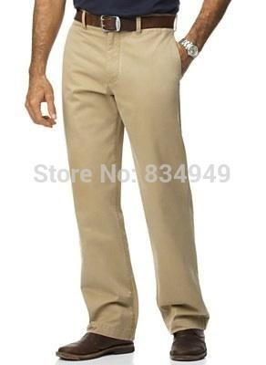 Chinos Men Khaki Pants Men Custom Made, Bespoke 100% Cotton Twill Slim Fit  Trousers,Tailor Made To Measure Skinny Chino For