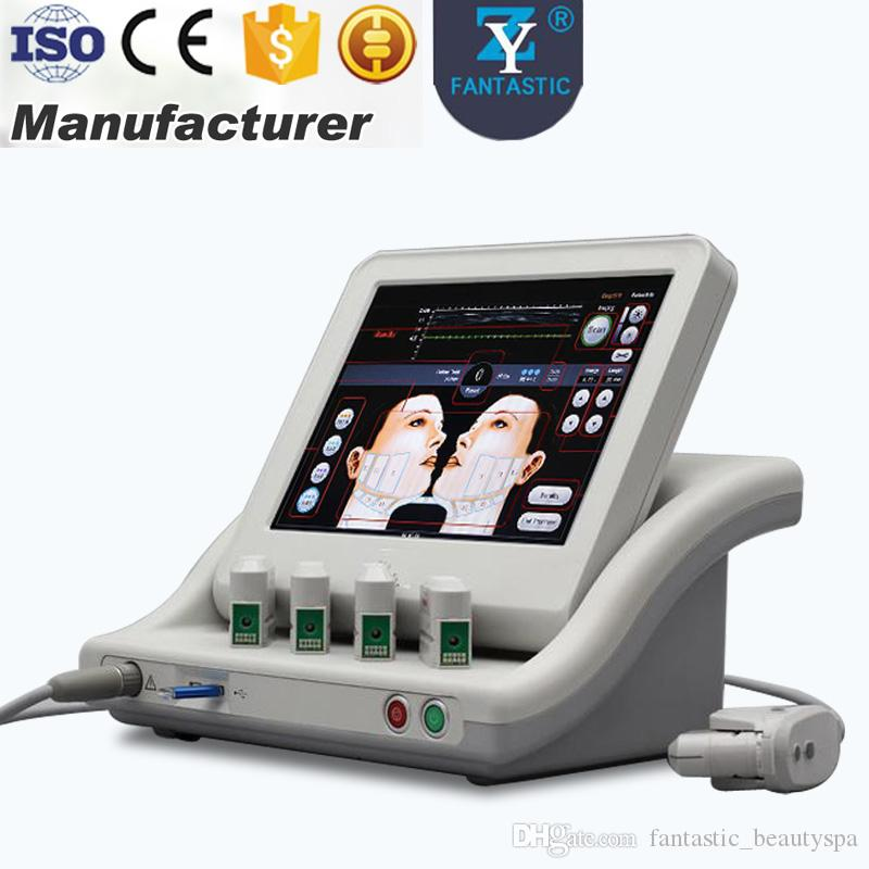 High Quality Medical Grade HIFU Beauty Machine Face Lift Wrinkle Skin  Tighten HIFU Therapy High Intensity Focused Ultrasound HIFU Skin Care