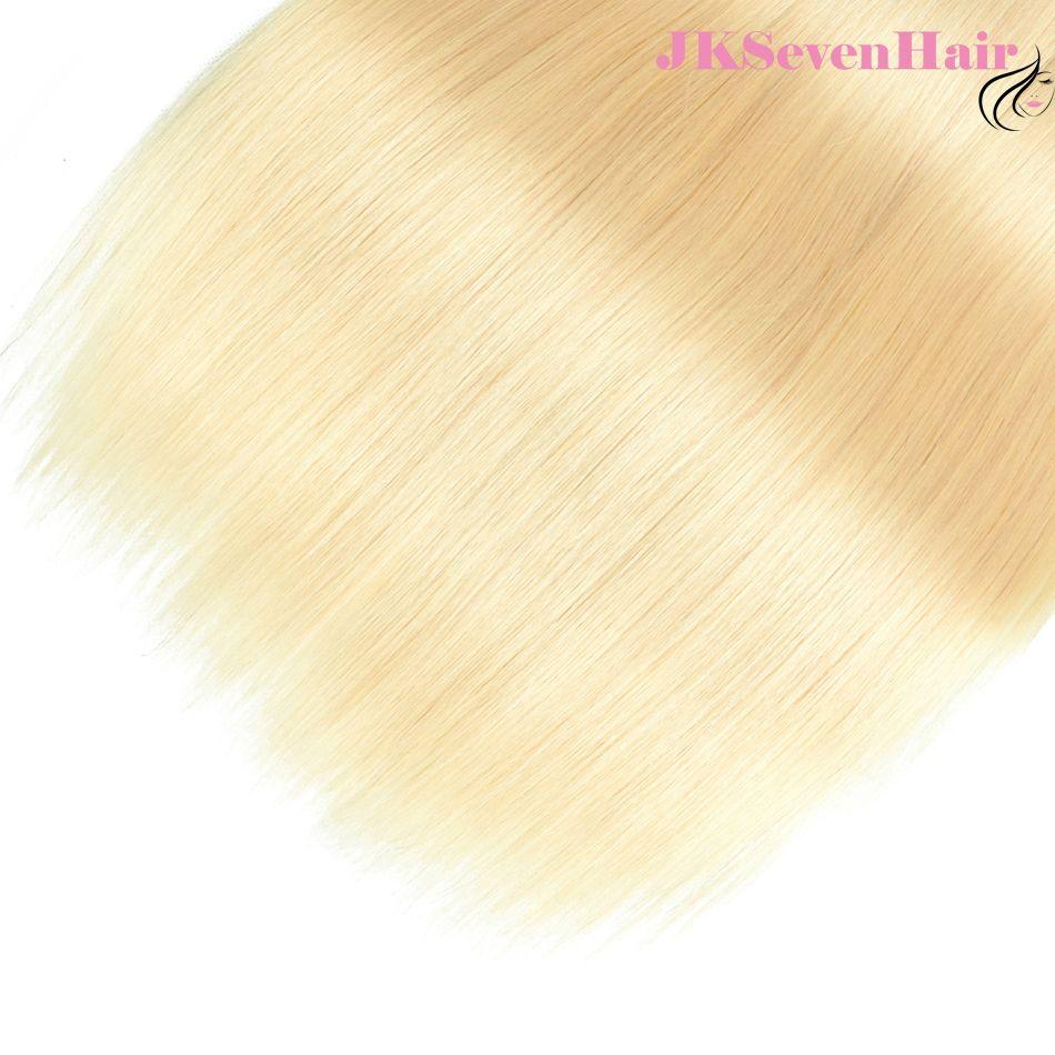 613 trama europea russa dei capelli biondi di estensione dei capelli umani remy brasiliani con il prezzo all'ingrosso