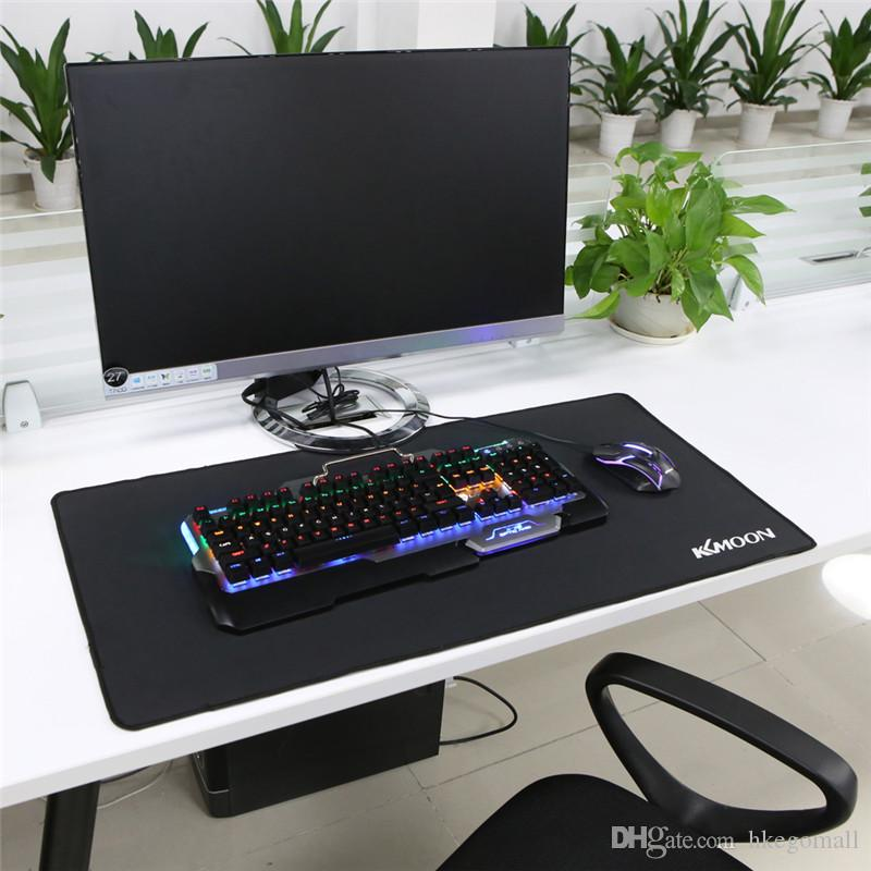 Large Size mouse pad Plain Extended Water-resistant Anti-slip Natural Rubber Gaming mousepad Desk Mat Best Price
