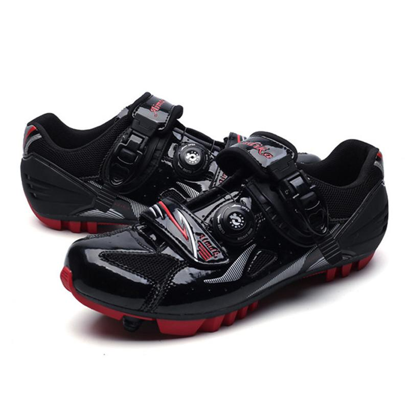 936eab05d7e New Breathable Professional Self-locking Cycling Shoes MTB Bicycle ...