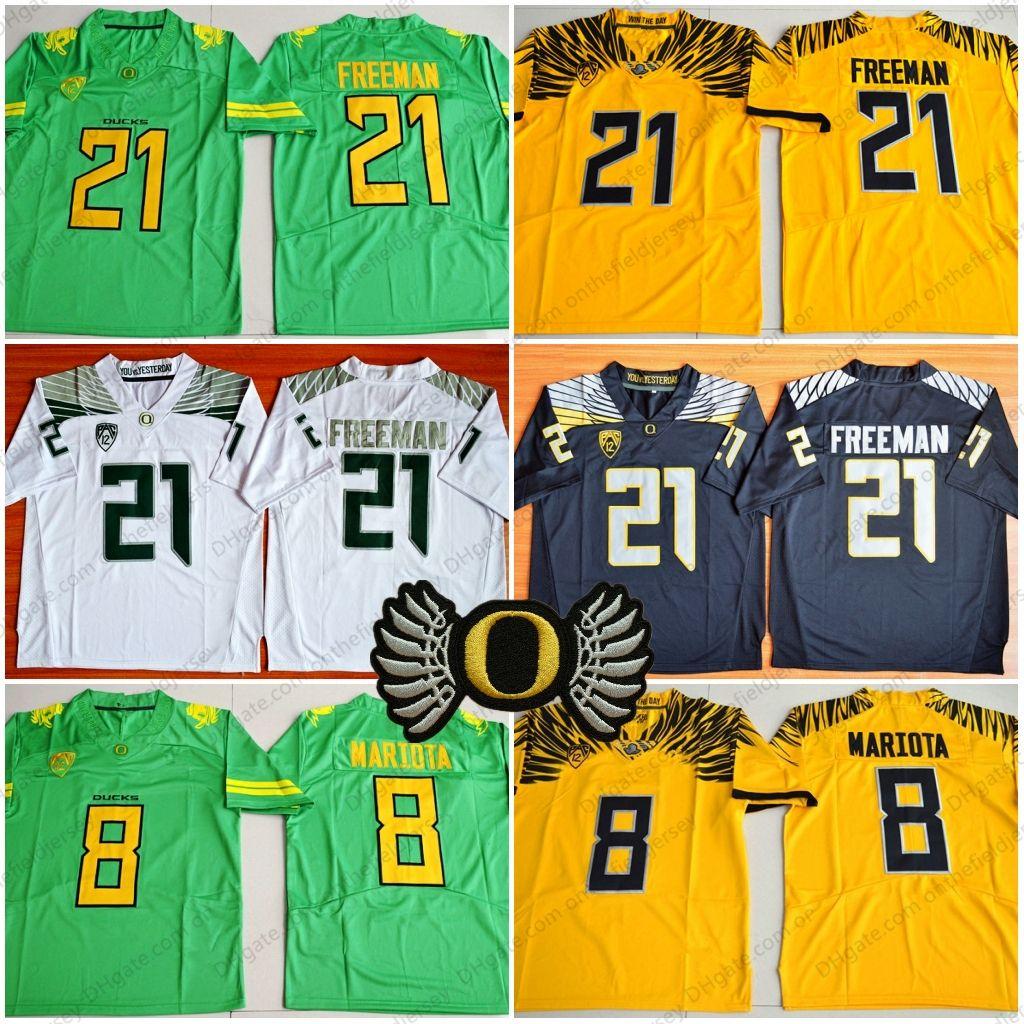 988bac803 2019 Oregon Ducks #21 Royce Freeman 10 Justin Herbert 13 Dillon Mitchell 11  Braxton Burmeister NCAA College Football Jerseys S 3XL From  Onthefieldjersey, ...