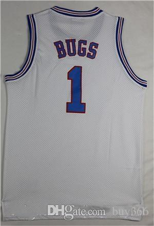 91dfb0f5b4d Space Jam Tune Squad 2 Daffy Duck Jersey 22 Bill Murray 1 Bugs Bunny ...