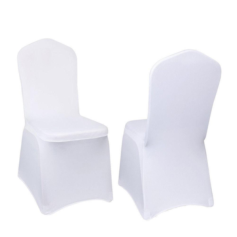 Wedding Party Chair Covers For Hotel Restaurant Banquet Decor Universal Spandex Multi Color Optional High Elasticity NNA176