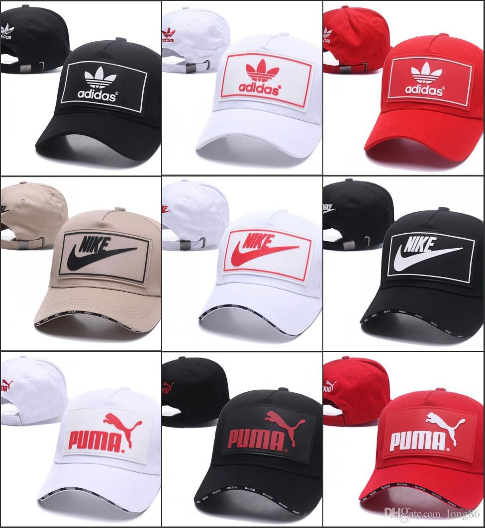 2018 New Popular Ball Hats Spring Fall Adjustable Baseball Caps Men ... 113140909f4a