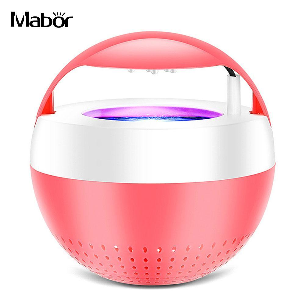 Creative Mosquito Light Lamp Zapper Insect Trap Flying Transducerultrasonic Humidifier Piezoelectric Transducertransducer Insects Usb Dc5v Fashion Delicate Blue Red 5w Led Bulbs Tubes Cheap