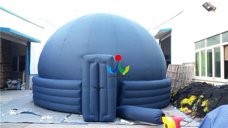 Dia5M movie portable planetarium inflatable air dome projection planetarium  cinema ten