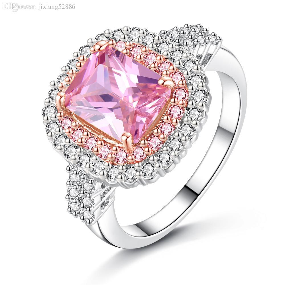 Vogue Ring Sells High Grade Ladies New Diamond Set Gemstone Ring 6 ...