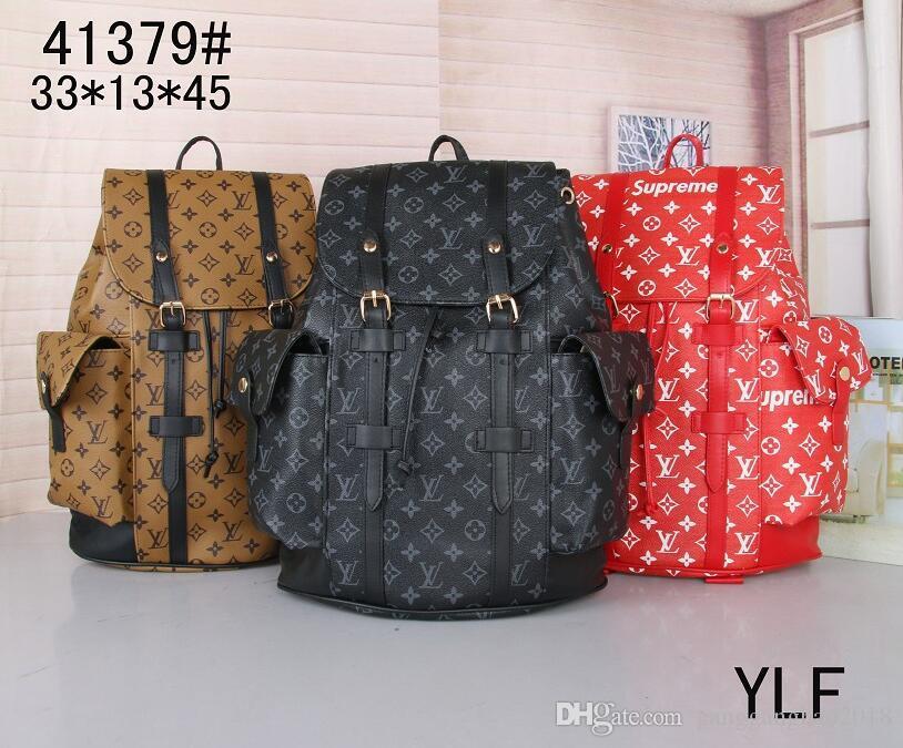 2eabb4d0e15d AAA Quality 2018 Luxury Brand Women Backpack Men Bag Famous Backpack  Designers Men S Back Pack Women S Travel Bag Backpacks E1 Rolling Backpack  Toddler ...