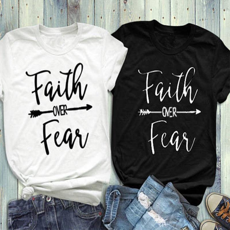 Image result for Faith Over Fear Shirt