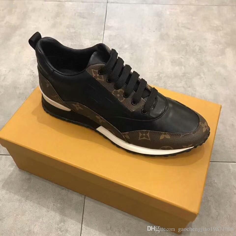 b9aa3da73 Mens Designer Shoes For Men Designer Sneakers Mens Shoes Luxury Shoes Men  Loafers Casual Luxury Sneakers Men Sneakers Genuine Leather 0197 Walking  Shoes ...