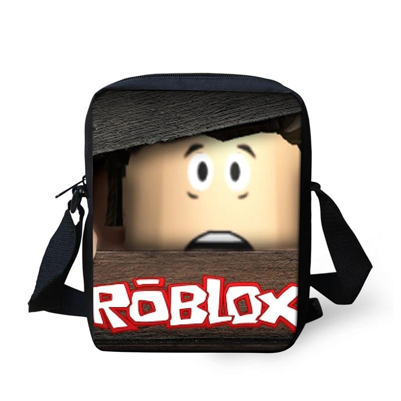 Cute Roblox Games School Bag Mini Children Messenger Bag 3D Printing Cross  Body Kids School Supplies For Boys Girls Student Branded Handbags Womens  Handbags ... 37080d7afc72e