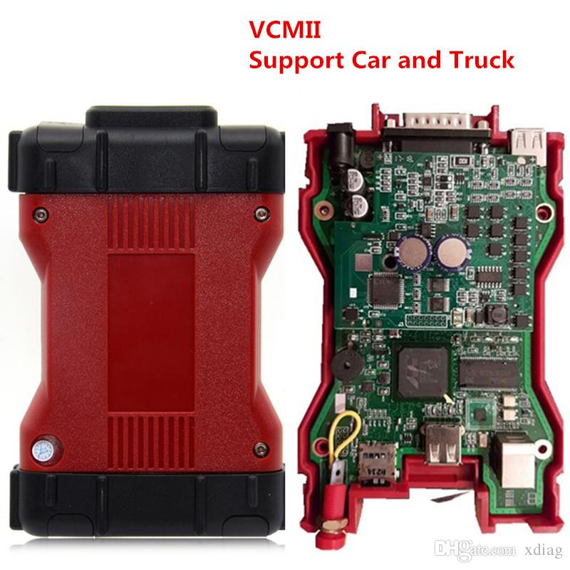 Best Price For Ford VCM 2 IDS VCMII OBD2 Code Reader Scan Tool Full Chip  PCB VCM2 SW For Ford V101 VCM IDS Diagnostic Scanner