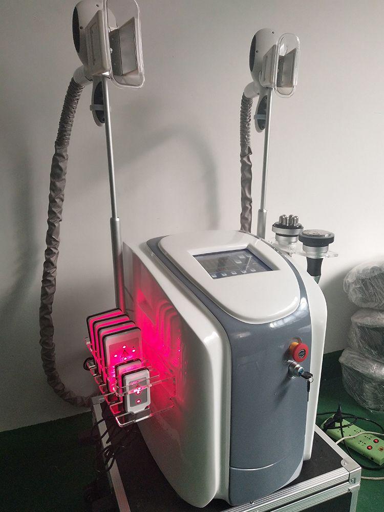 Hot sale cryolipolysis fat freezing body shape fat freeze cryolipolysis lipolaser slimming machine for reduce fat