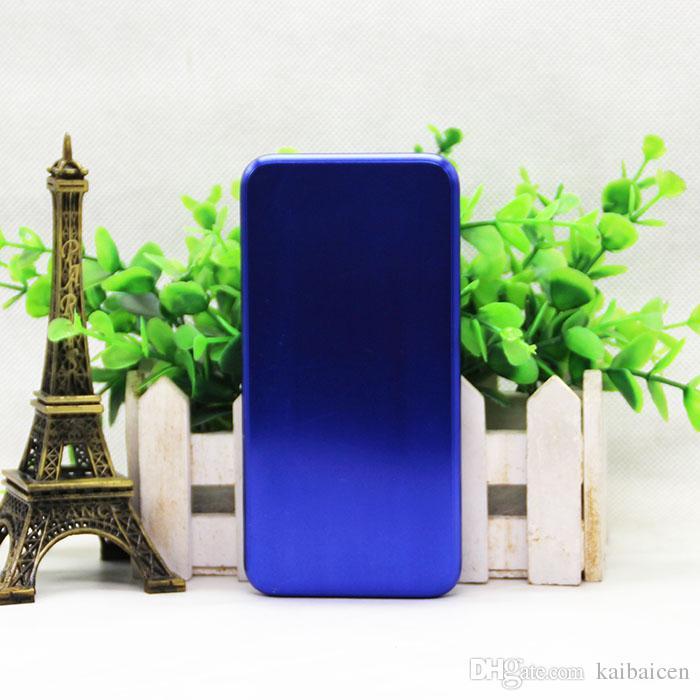 For Iphone X/5/5S/SE/6/6S/5C/4/4S/6 PLUS/7/7 PLUS/8/8 PLUS Case Cover Metal 3D Sublimation mold Printed Mould tool heat press