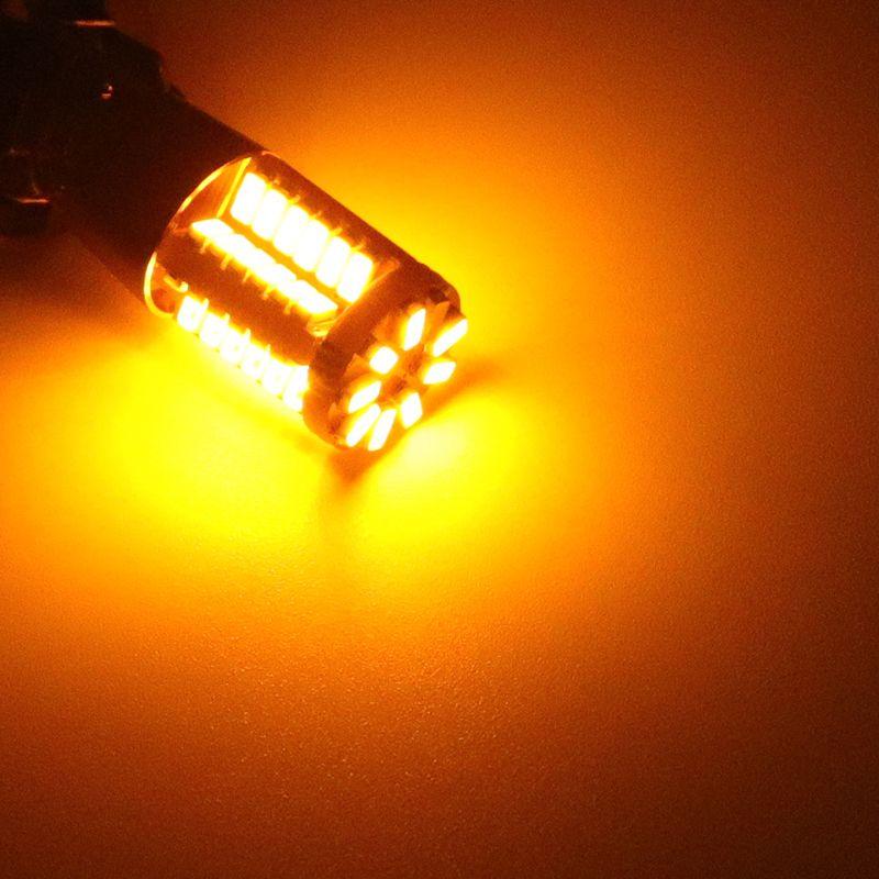 H7 LED bianco ad alta potenza Samsung LED Chip 3014 Chip Fendinebbia faro guida DRL Auto luce Auto lampadina DC 12V