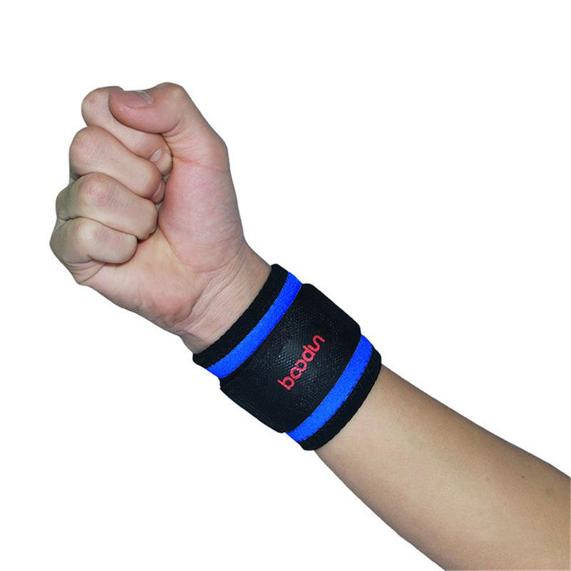 Elastic Sports Wristband Anti-sprain Basketball Badminton Volleyball Tennis Sports Protective Equipment