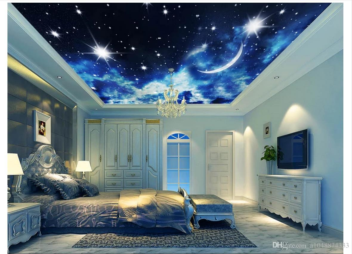 3d wallpaper custom photo ceiling mural wallpaper hd cosmic star3d wallpaper custom photo ceiling mural wallpaper hd cosmic star moon ceiling wall paper living room wallpaper zenith mural decoration computer wallpapers