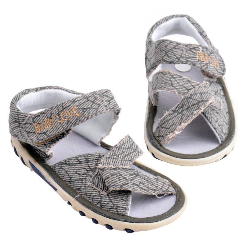 79bc7f1be23 Summer Baby Boys Sandals Newborn Kids Soft Sole Beach Shoes Casual Anti  Slip Flat Shoes Infant Toddler Boys Sandals Light Coffee Girls Shoes For Kids  Brown ...