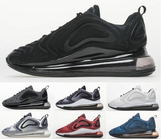 720 Running sapatos Designer Tênis Air sapatos Maxes Vapor Vapor Vapor novo Top f1bdc1