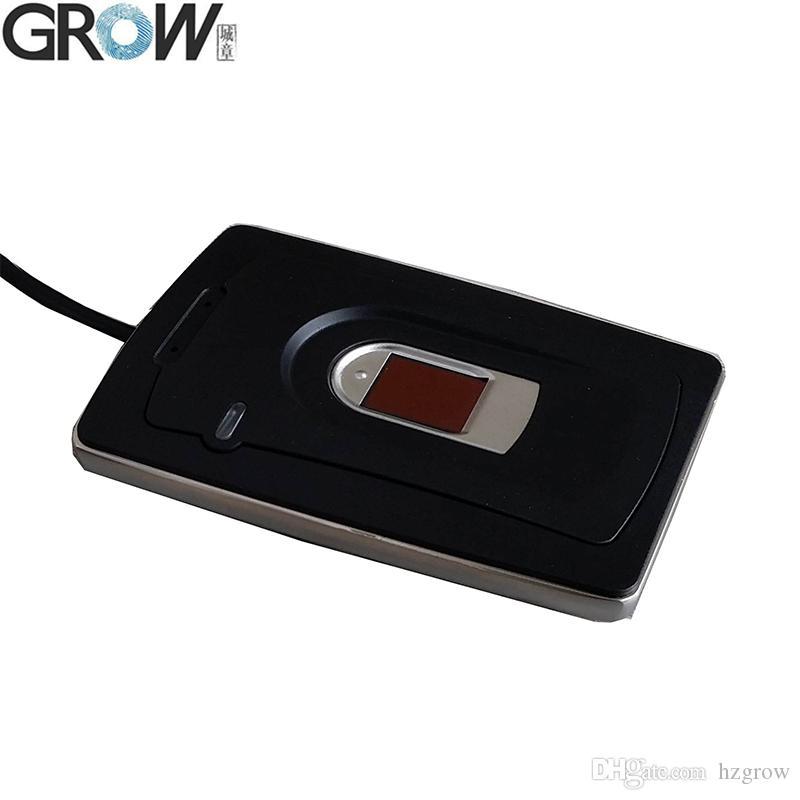 GROW R101 Biometric Desktop Capacitive USB Fingerprint Access Control  Reader With Windows98,Me,NT4 0,2000,XP,Vista WIN7,Android