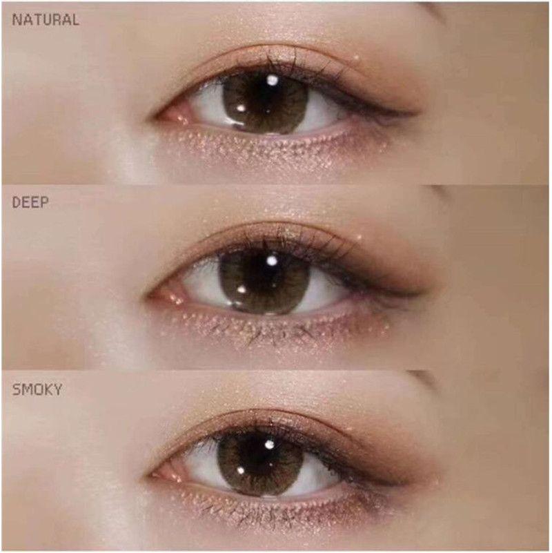 16 Marka Kozmetik çift renk tembel hızlı kolay göz farı Kiti Göz Farı Paleti göz dergisi Makyaj fırça ile 16 marka DAMLA DENİZCİLİK