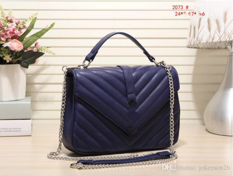 Fashion Designer Women Shoulder Bag Vintage Ladies Two-tone Wide ... b2f24d5662115