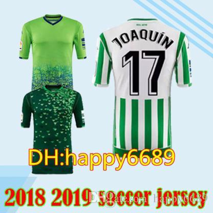 2018 Boudebouz Jersey Betis Javi Camisetas Distancia Fútbol Joaquin Real Tello Mandi Hogar De 2019 Inui Bartra 19 Garcia Camisas 18 Canales w0nOkP