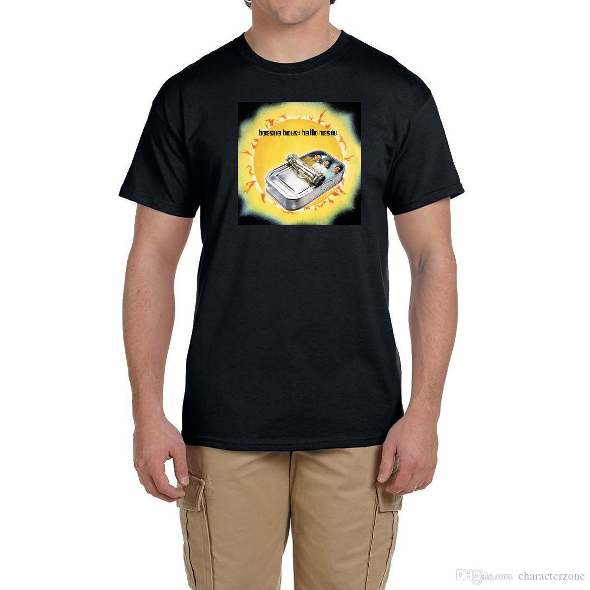Beastie Boys Hello Nasty T Shirt Hip Hop Tee Rap Music T Shirt