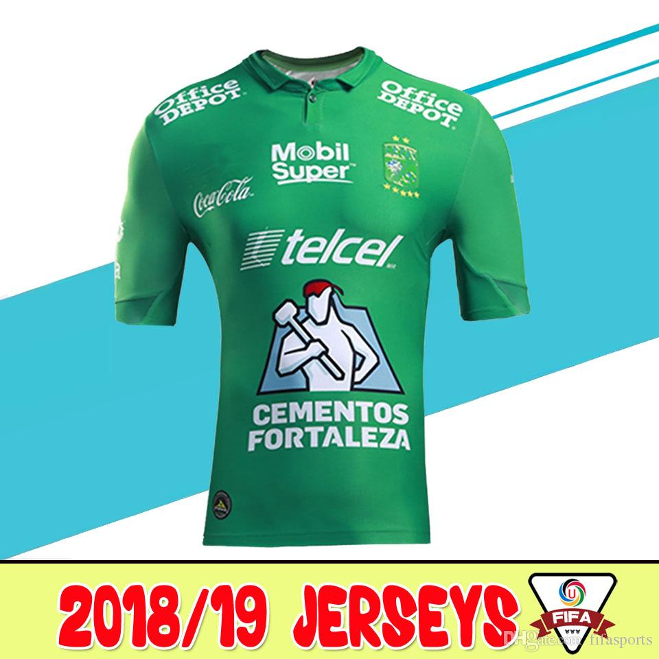 2018 2019 Mexico Liga MX Club Leon FC Necaxa Pachuca Laguna Home Away  Thailand Soccer Jerseys 18 19 Camisetas De Futbol Footbal Shirts UK 2019  From ... 1f512b14e