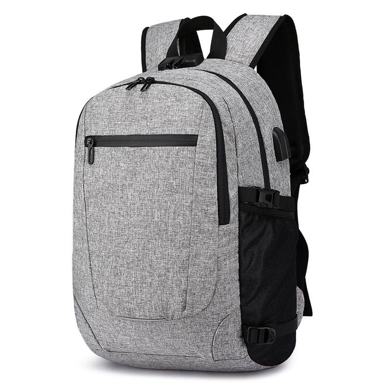 6a6652a73c 2019 Backpack Gym Bags Outdoor Fitness Riding Climbing Men S Backpack  College Bag Nylon USB Charging School Bag Sale From Yerunku