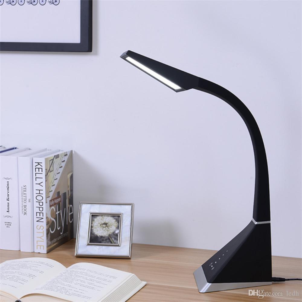 Bright Conception Gradation Lampe De Cou Style Européen Swan Chevet Led Apprentissage Pliant Oeil Chambre Bureau Clip TikZuXPO