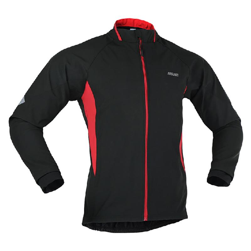 18f25ff72 Top Quality Long Running Jackets Winter Spring Autumn Bicycle ...