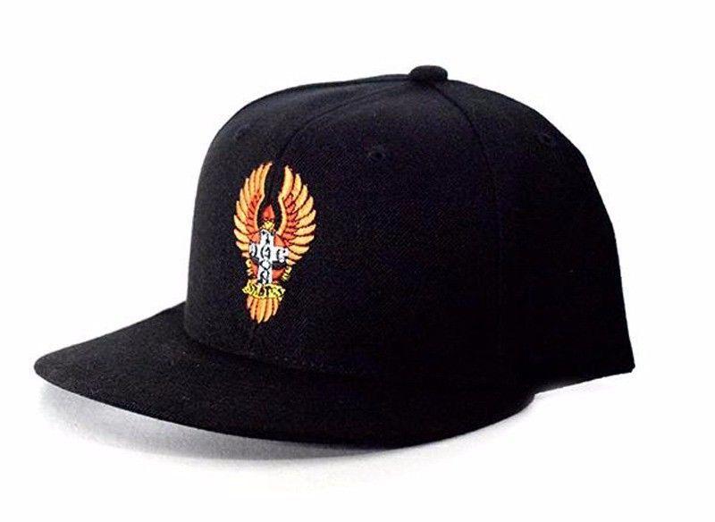Dogtown Wes Humpston BIGFOOT EMBROIDERED LOGO Snapback Skateboard Hat BLACK  Adjustable Baseball Cap Men Women Baseball Hat Hat Store From Melontwo d7b8bf0aff50