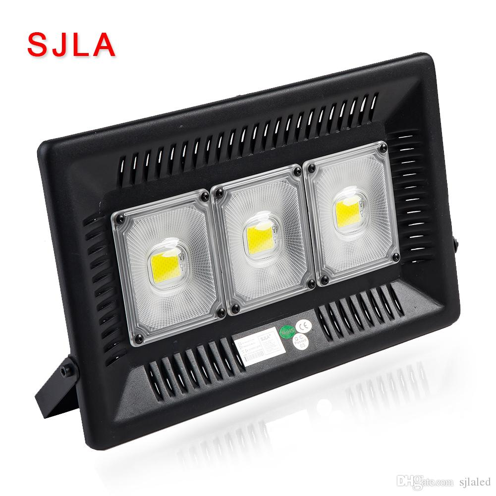 10pcs Led Floodlight 200w Led Refletor 200w Ip65 Waterproof Led Flood Light 200w Spot Light Outdoor Camping Lamp 220v Ac85-265v Modern And Elegant In Fashion Outdoor Lighting Floodlights