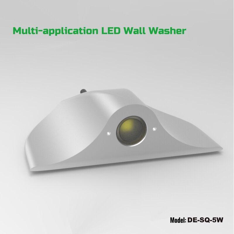Mini LED Multi-application Wall Washer 5W DC12V Spotlight Wall light Lawn Lights Energy saving lamp Warm white Nature white Cold white
