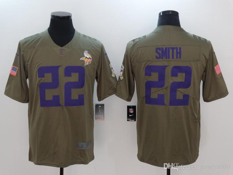 2019 Adam Thielen Jersey Randy Moss Everson Griffen Minnesota Vikings 2018  Camo Salute To Service Football Jerseys All Stitched Top Quality 4xl From  Vip444 ae74c2429