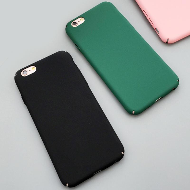 fashion luxury ultra slim case for iphone 5s case for iphone 5 6 6s