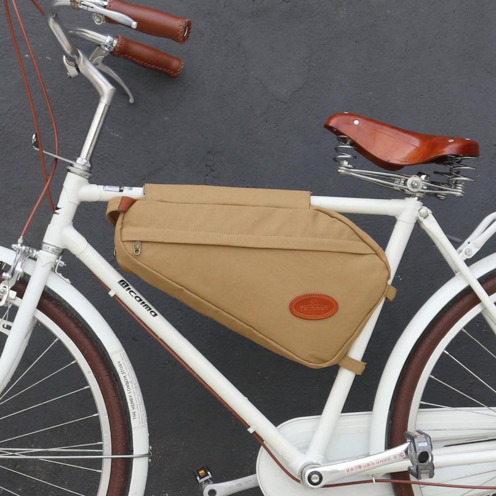 Großhandel Großhandel Retro Fahrrad Tasche Fahrradrahmen Rohr ...