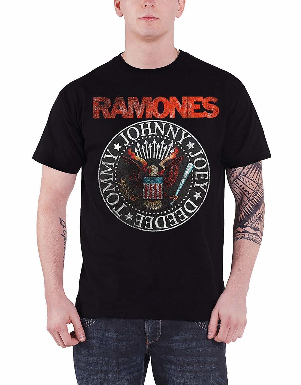 Ramones shirt vintage eagle seal distressed band logo official jpg  1172x1500 Official ramones eagle 77e729a3ea53